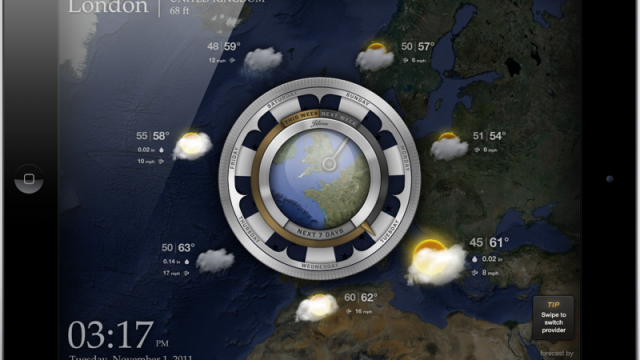 Aelios Weather App Updated - And We've Got Promo Codes!