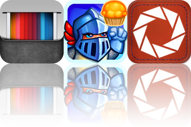 iOS Apps Gone Free: ClassicINSTA, Muffin Knight, And Fotoyaki