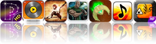 iOS Apps Gone Free: Pictorial HD, Music Player All-In-1, Chain Surfer, And More