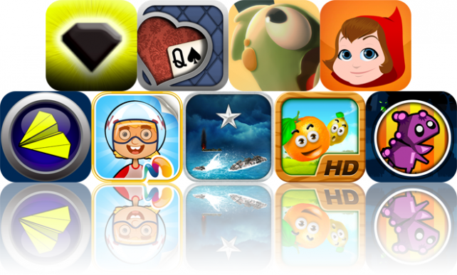 iOS Apps Gone Free: Diaballic, Aces Hearts, Goop, And More