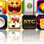 iOS Apps Gone Free: Blowup!!, Monster Island, Flava, And More
