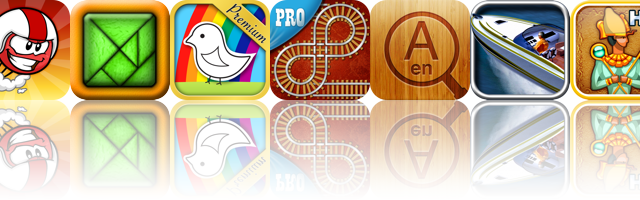 iOS Apps Gone Free: Puffle Launch, TanZen, 123 Color HD, And More
