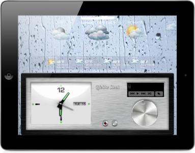 [Alarm : Clock] For iPad Leaves Us Wet