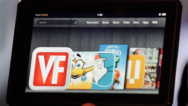 Kindle Fire Versus iPad 2 - Our Video Comparison