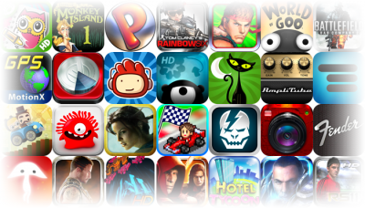 Popular iOS Apps And Games On Sale For A Limited Time