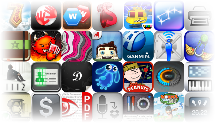 Over 125 iOS Apps And Games On Sale For Black Friday