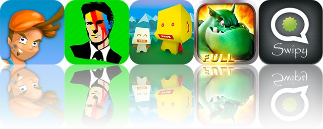 iOS Apps Gone Free: Pipe Mania, Swipy HD, Toontastic, And More