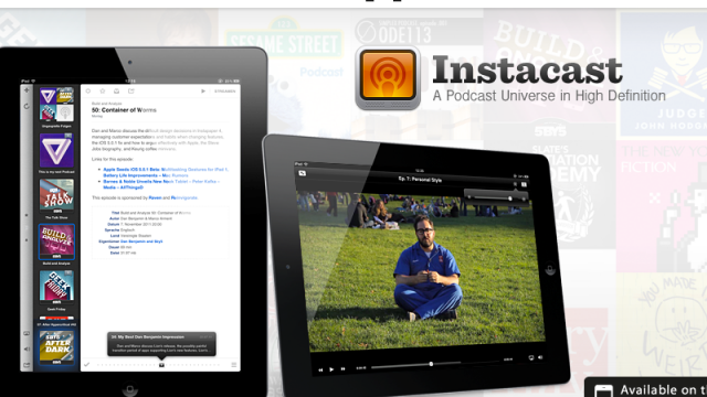 The Best New And Updated iPad Apps This Week, November 20-26, 2011