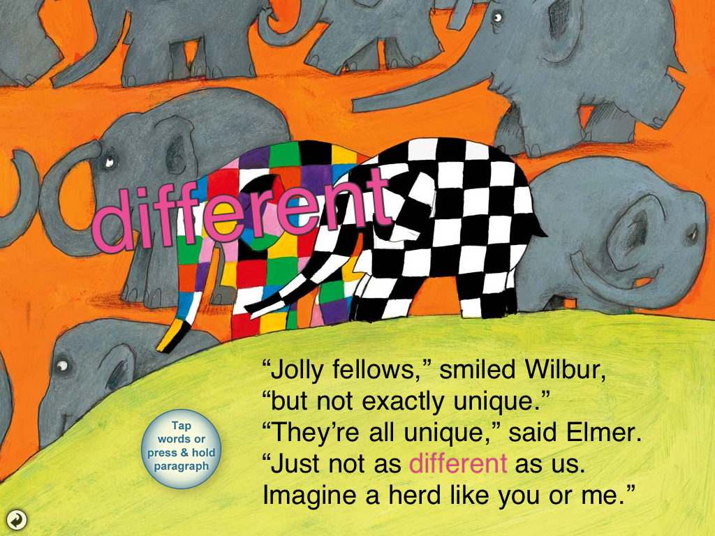 Elmer And Wilbur Learn What May Be Strange To One May Not Be Strange To Another In The Story Of Elmer And Rose
