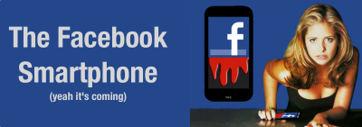 Say Hello To Buffy, The Facebook Phone