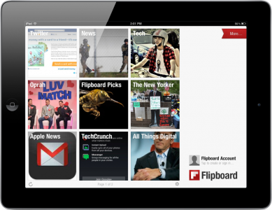 Flipboard Gets More Personalized, Plus Adds Tumblr And 500px Support