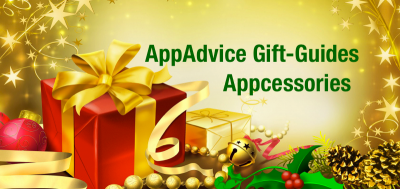 AppAdvice Gift-Guide: Appcessories