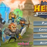 Robot Entertainment Reveals First iOS Title, Hero Academy