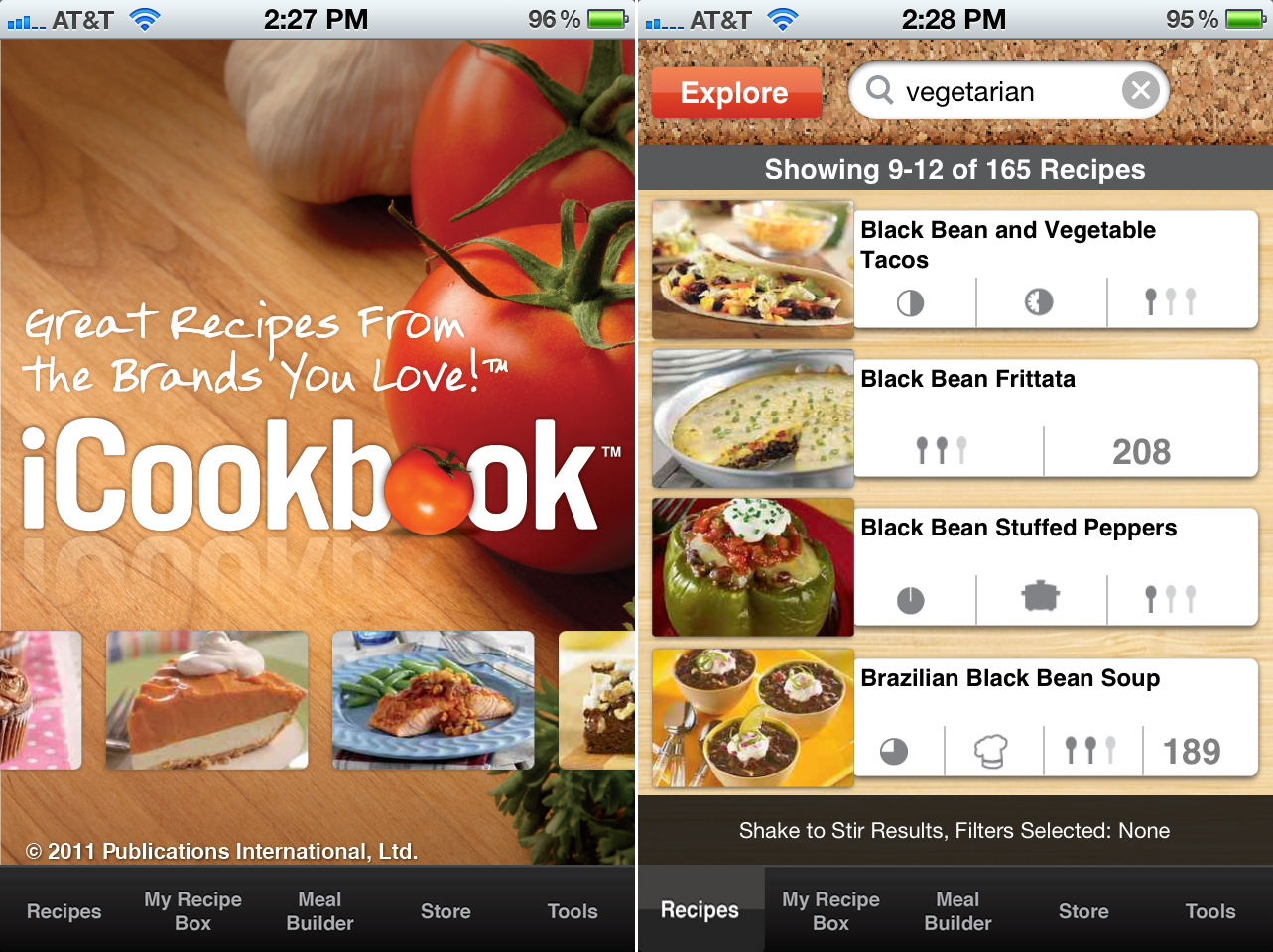 iCookbook Gains iPhone, iCloud, And AirPlay Support With Latest Update