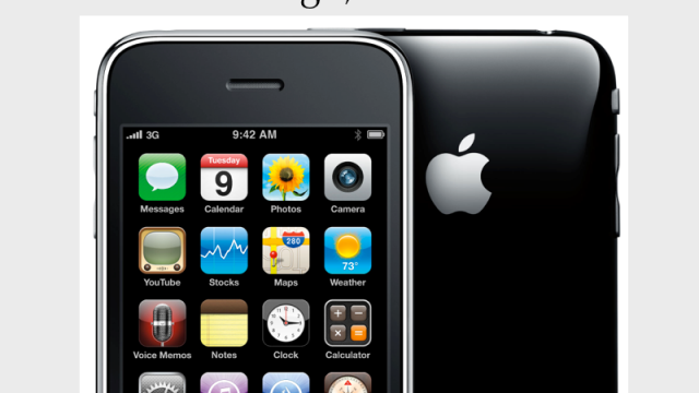 Apple's Secret Weapon This Holiday Season Isn't The iPhone 4S, It's The iPhone 3GS