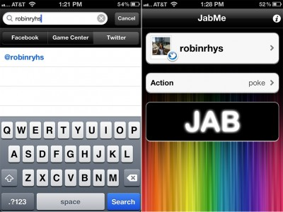 XVision Adds Twitter Integration To Their Latest Game And Social Entertainment App, JabMe