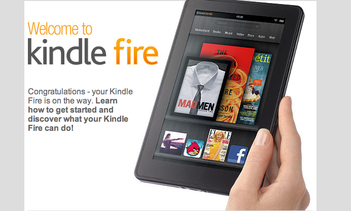 Five Reasons Why The Kindle Fire Matters To Apple Fans