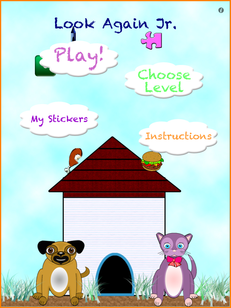 Smappsoft Releases Look Again Jr, The Edutainment Version Of Their Popular Matching Puzzle Game