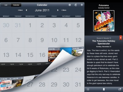 TV Forecast And TV Forecast HD Updated With iCloud Support