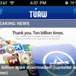 The TUAW App Has Been Updated