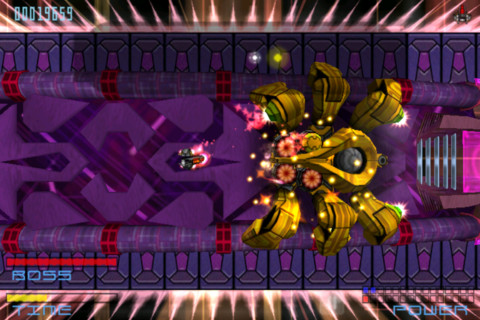 Shoot 'Em Up In Space Tripper: The Fast-Paced Arcade Game That Will Make Your Head Spin