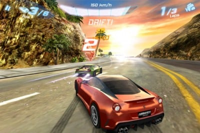 Asphalt 6: Adrenaline Gets Update For iPhone 4S