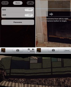 How To: Take Panoramic Photos On Your iPhone Without A Jailbreak