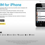 AIM For iPhone Receives A Brand New Look