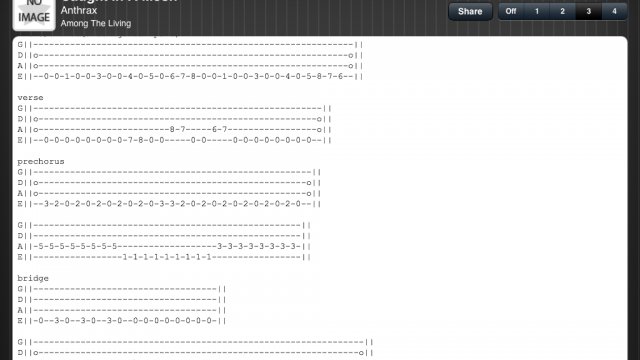 TabBook Lets You Download Guitar Tablature On Your iPad And Look Cool To Your Bandmates