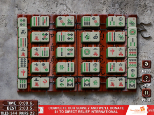 So Chic Mahjong by Sunday Coders screenshot
