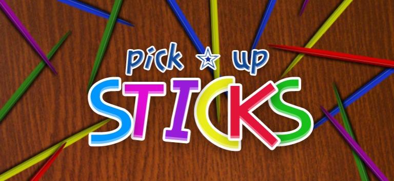 Pick-Up Sticks Gets A Digital Makeover
