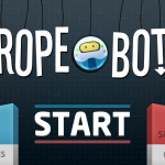 RopeBot Swings Its Way Into The App Store