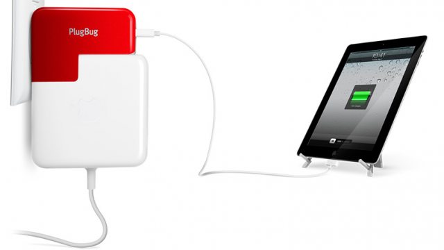 Say Hello To The PlugBug - A Charger For Your MacBook And iDevice