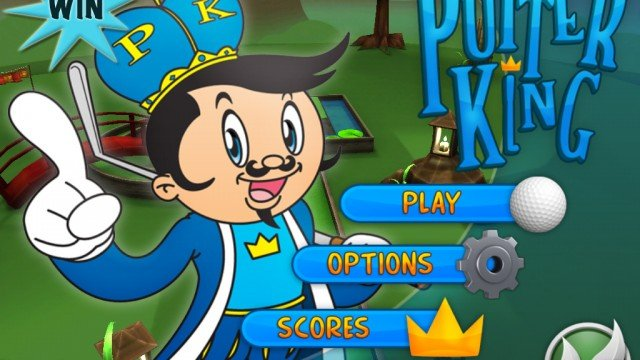 A Chance To Win Putter King Adventure Golf For iPhone And iPad