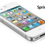 Sprint Putting iPhone 4S SIM Slots On Lock Down