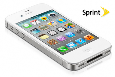 Sprint Putting iPhone 4S SIM Slots On Lock Down