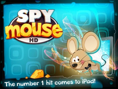 The App Store's Top Tiny Agent Comes To The iPad In Spy Mouse HD
