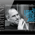 FORTUNE Releases Steve Jobs E-Book For iPad