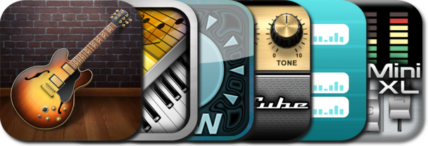 New AppGuide: Best Studio Recording Apps For iPad