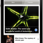 TED App Comes to the iPhone