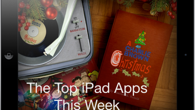 The Best New And Updated iPad Apps This Week, November 13-19, 2011