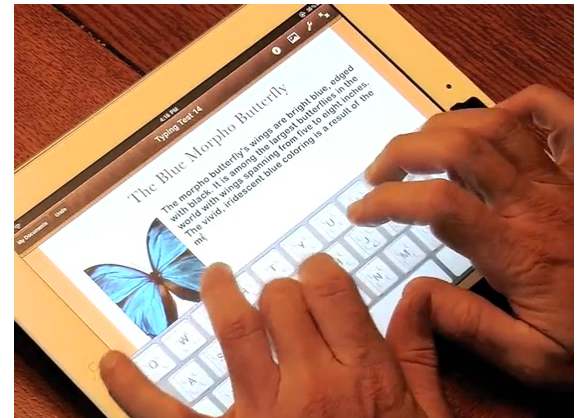 TouchFire Is The Keyboard For iPad Apple Forgot