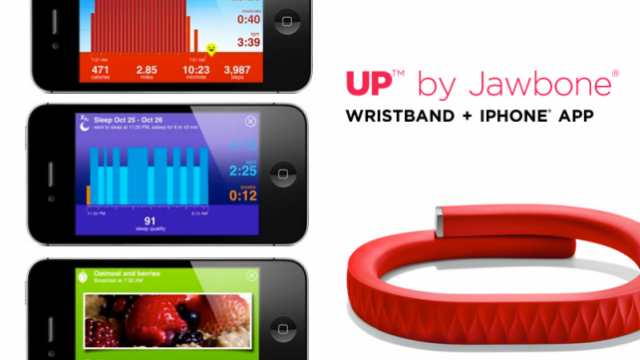On Second Thought, Perhaps The Jawbone UP Isn't Ready For Prime Time