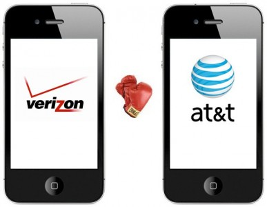 Verizon Criticizes AT&T In New iPhone 4S Commercial