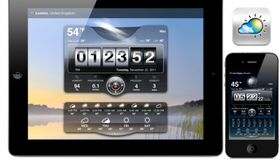 Weather Live Launches For iPhone And iPad