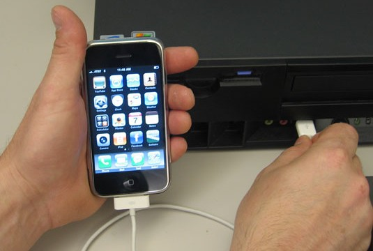 Iphone 4S-Only Update Outs PC-Based System Browsing