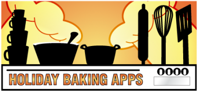 Updated AppList: Holiday Baking Apps
