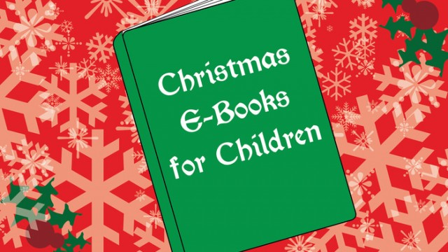 Christmas E-Books For Children