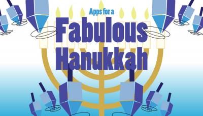 New AppList: Apps For A Fabulous Hanukkah
