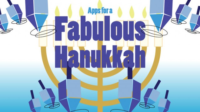 New AppList: Apps For A Fabulous Hanukkah